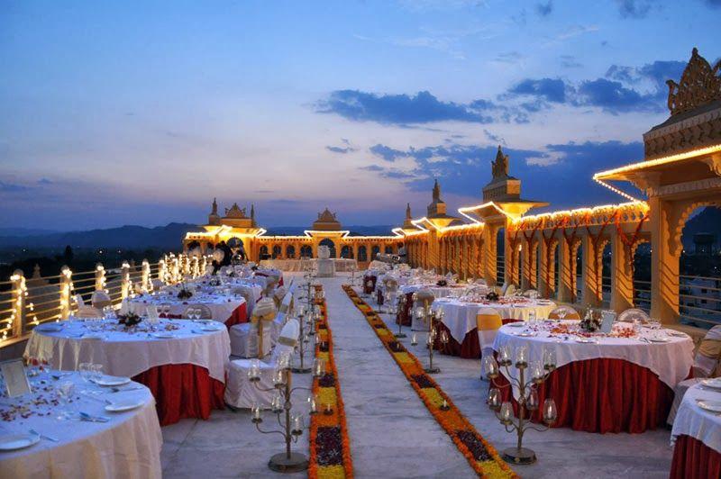 Know The Wedding Cost At Chunda Palace, Udaipur