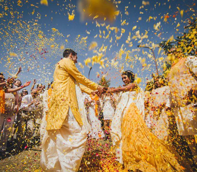 A Destination Wedding in Udaipur – Aesha & Alon!