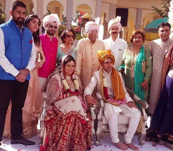 Ambika & Mittal Wedding in Udaipur!