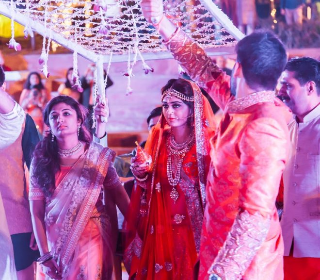 Wedding in Udaipur – Anuraag & Devanshi!