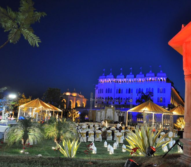 Destination Wedding in Udaipur– Aparna & Ayush!