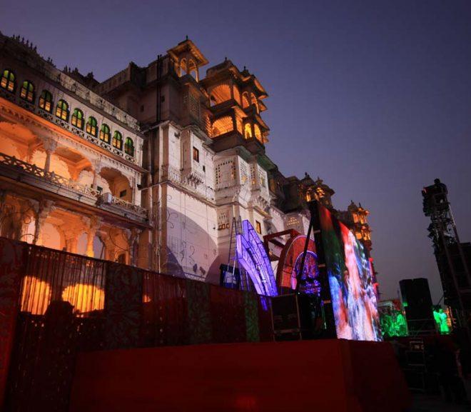 Royal Wedding at Jagmandir Island Palace – Udaipur