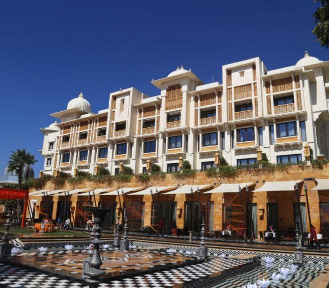 The Leela Palace, Udaipur – World's Best Hotel 2019