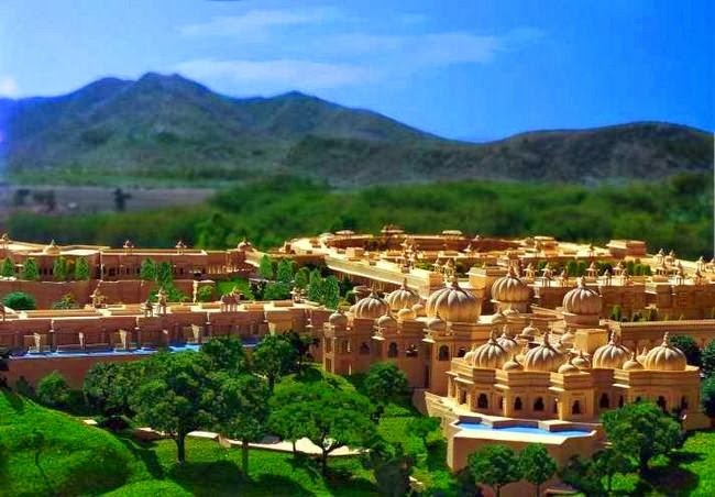 Unparalleled style Palace Wedding – The Oberoi Udaivilas