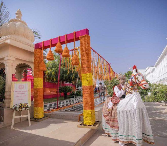 Wedding at Radisson Blu Udaipur- Punit & Nitya!