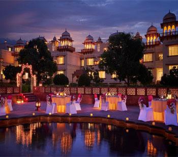 Know Taj Jal Mahal Jaipur Wedding Cost