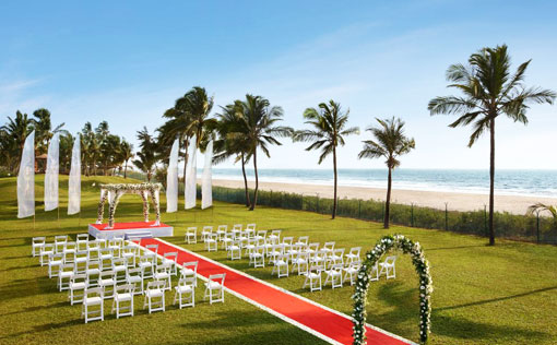 Ramada Caravela Resort Wedding Goa