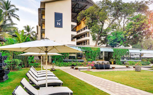 Novotel Goa Resorts & Spa Wedding