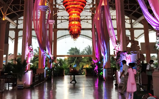 Radisson Blu Resort Goa Wedding