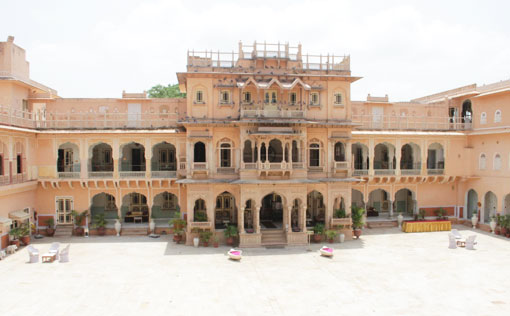 Weddings at Chomu Palace Jaipur