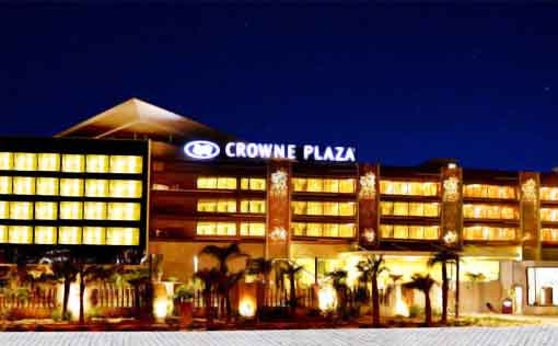 Weddings at Crowne Plaza Jaipur
