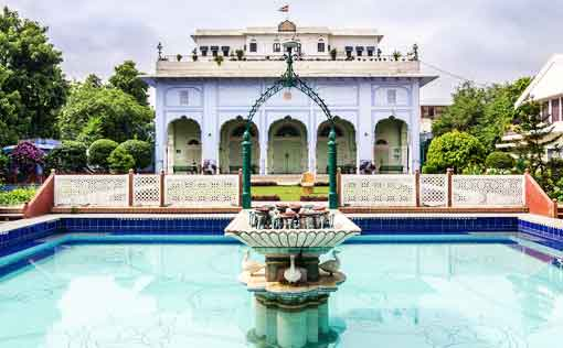 Weddings at Diggi Palace Jaipur