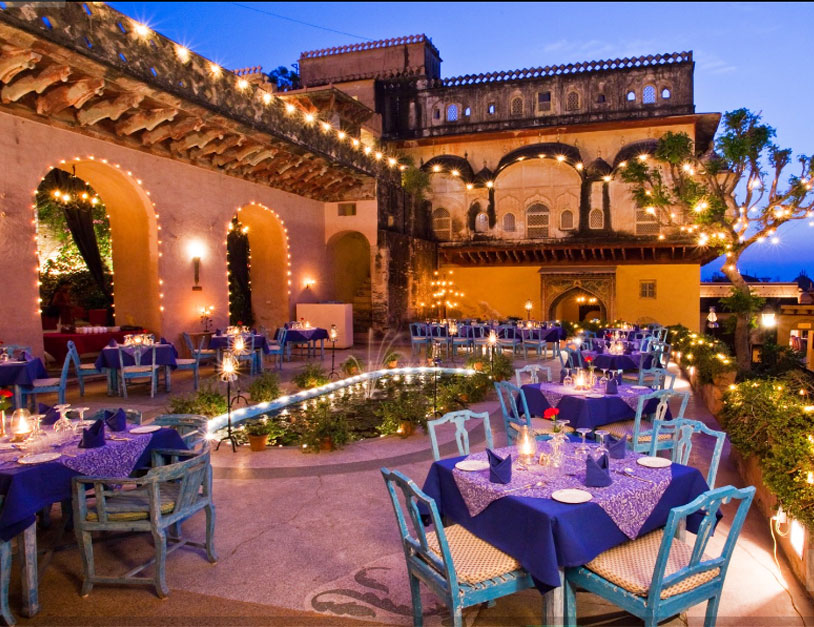 Weddings at Neemrana Fort Palace Jaipur