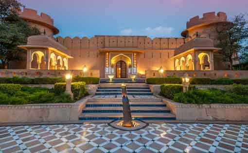 Weddings at The Oberoi Rajvilas Palace Jaipur
