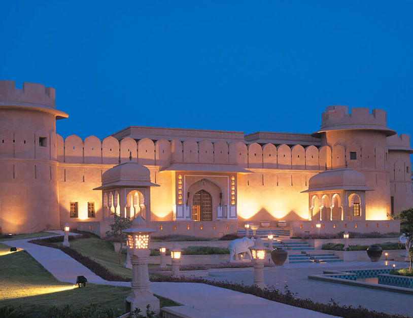 Weddings at The Oberoi Rajvilas Jaipur