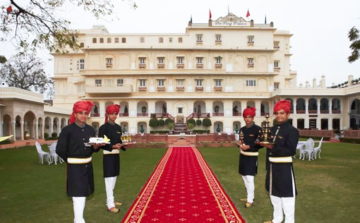 Weddings at The Raj Palace Jaipur
