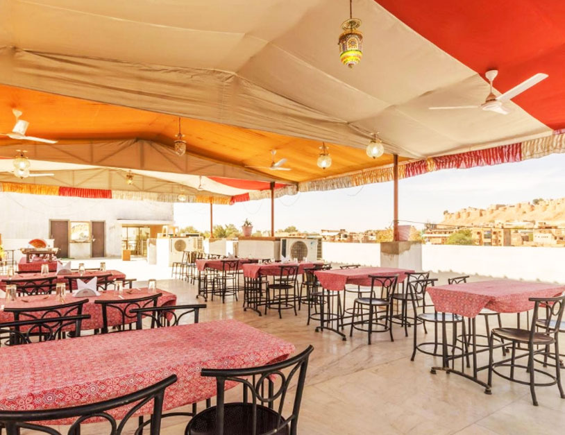 Weddings at Hotel Hayyat Jaisalmer