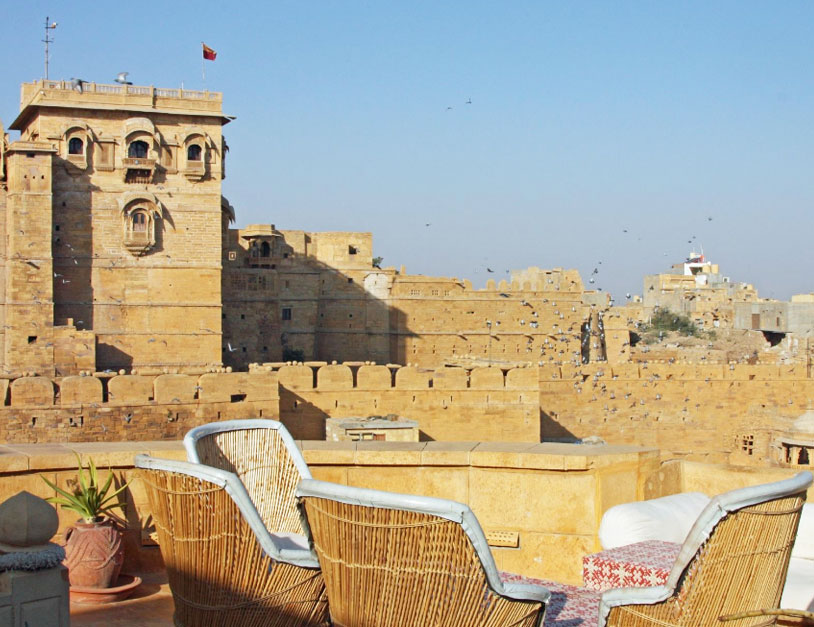 Weddings at Kila Bhawan Jaisalmer