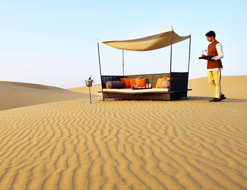 Weddings at Marriott  Resort & Spa Jaisalmer