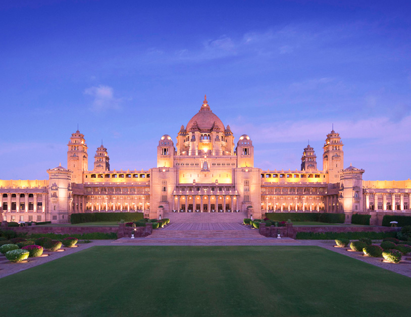 Weddings at umaid bhawan palace jodhpur