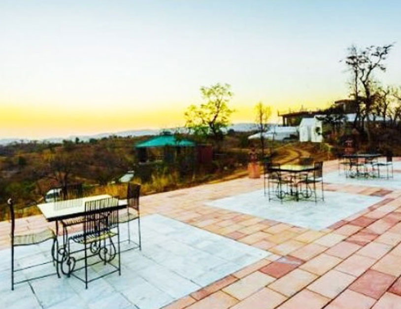 Weddings at Hoppers Leeway Jungle Camp Kumbhalgarh