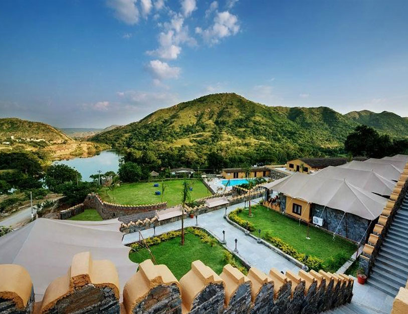 Weddings at Kumbhalgarh Safari Camp