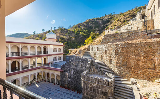 Times Kumbhalgarh Fort Resort Wedding