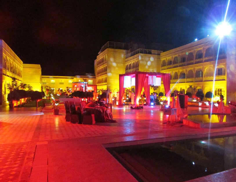 Weddings at The Gateway Resort, Ajmer