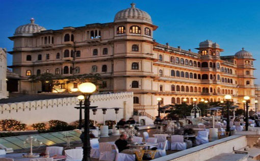 Weddings at Fateh Prakash Palace Udaipur