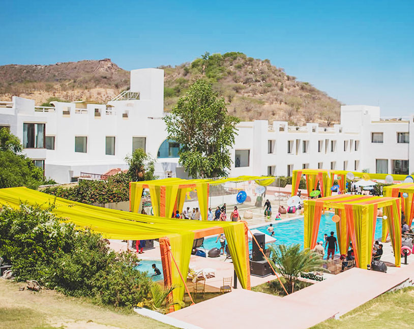 Weddings at Hotel Inder Residency Udaipur