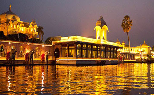 Weddings at Jagmandir Island Palace Udaipur