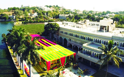 Weddings at Hotel Lakend Udaipur