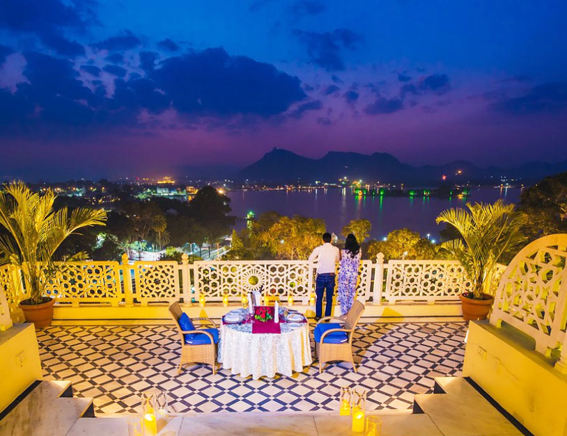 Weddings at The LaLiT Laxmi Vilas Palace Udaipur