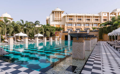 Weddings at The Leela Palace Udaipur