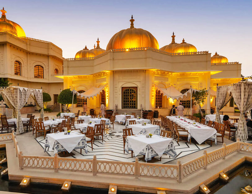 Weddings at The Oberoi Udaivilas Udaipur