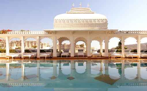 Weddings at Taj Lake Palace Udaipur