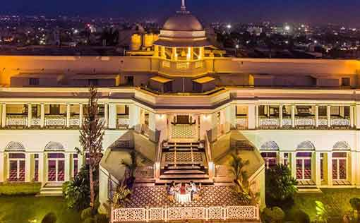 Weddings at The Lalit Laxmi Vilas Udaipur